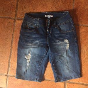 YMI - better butt shorts